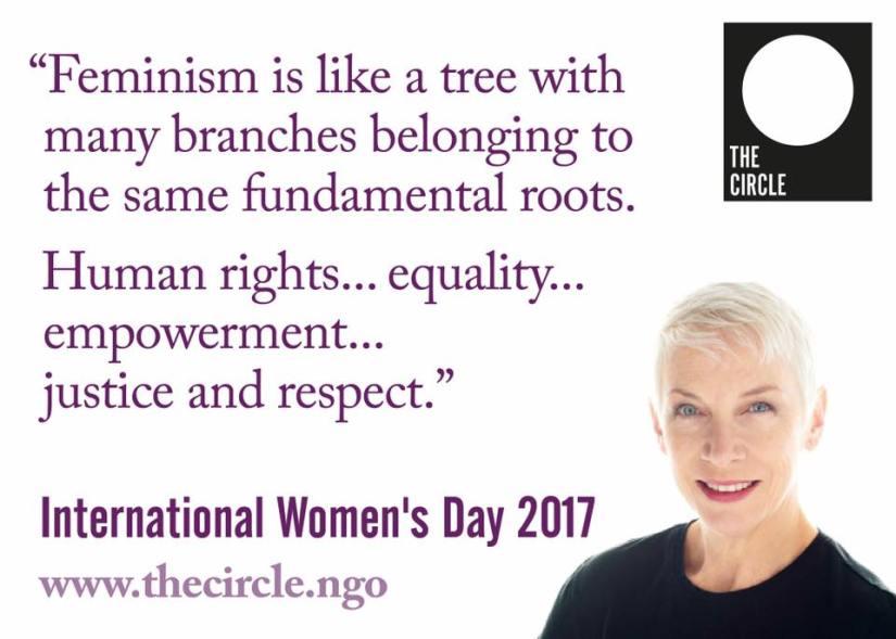 Celebrating feminism