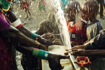 Oxfam fundraising