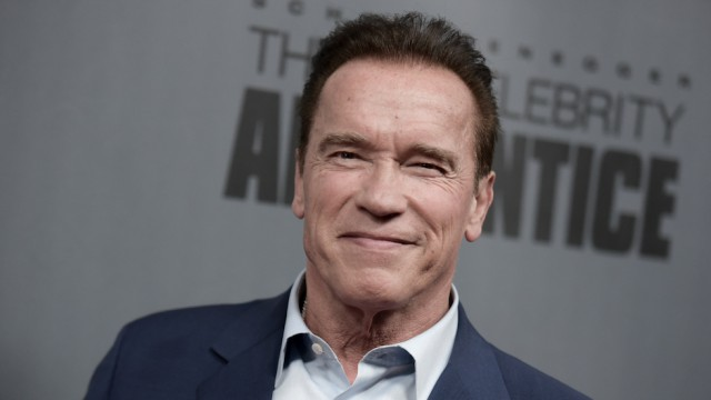 BREAKING: Arnold Schwarzenegger has a blunt message for Donald Trump