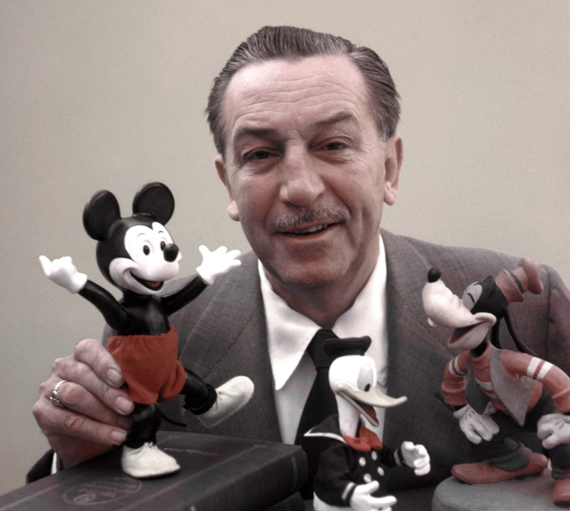 The secret behind Disney's creative work